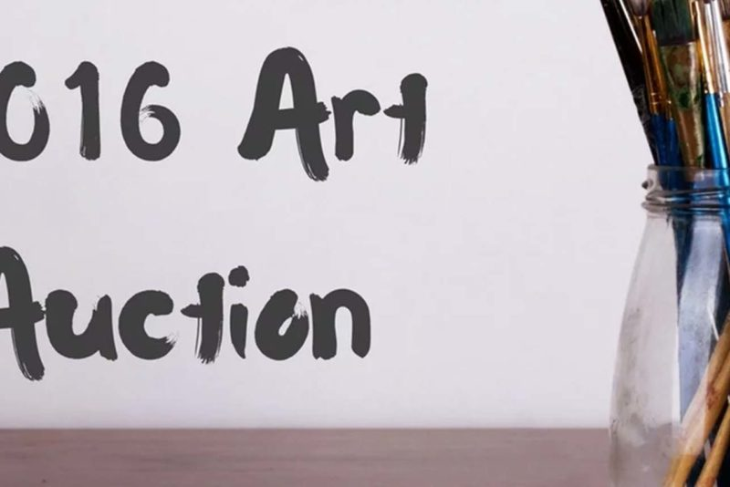 2016 Art Auction