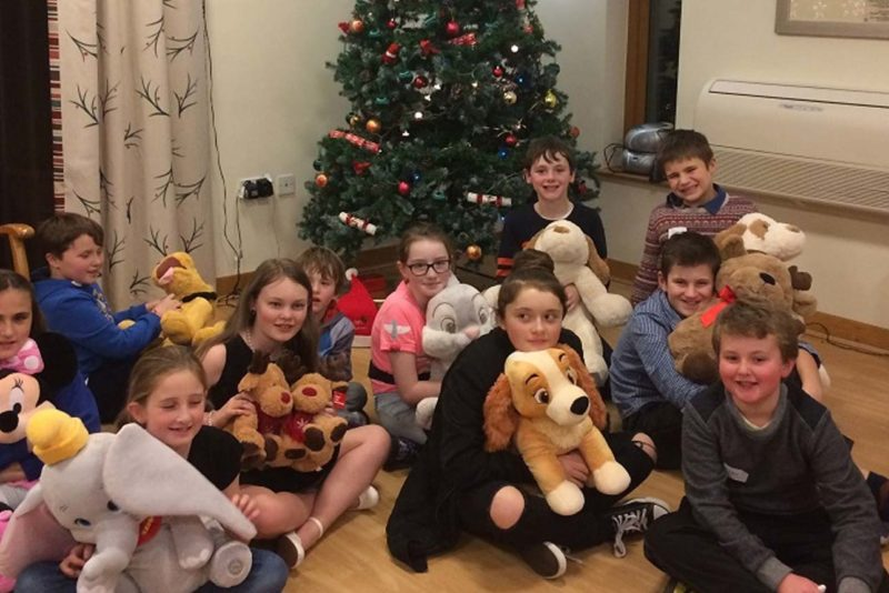 Children's Bereavement Group Christmas Party