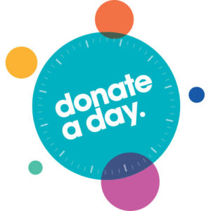 Donate a Day Logo
