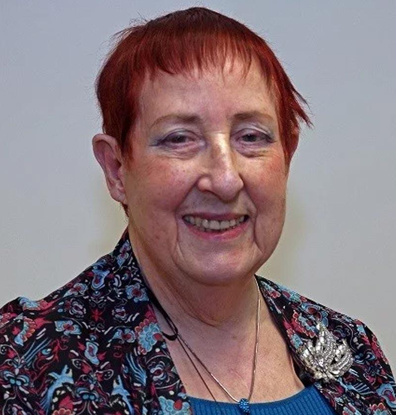 Dr Elinor Kapp