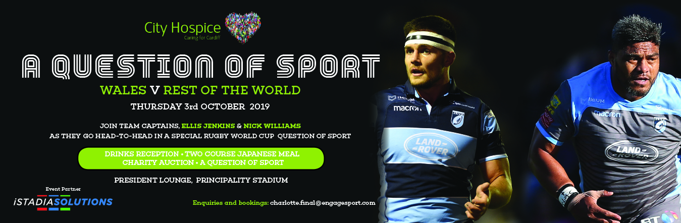 City Hospice Question of Sport Web