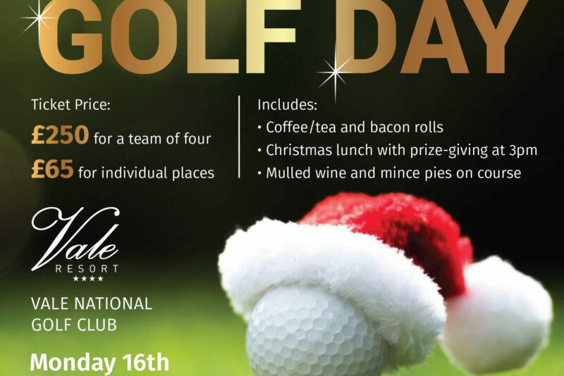 Christmas Golf Day