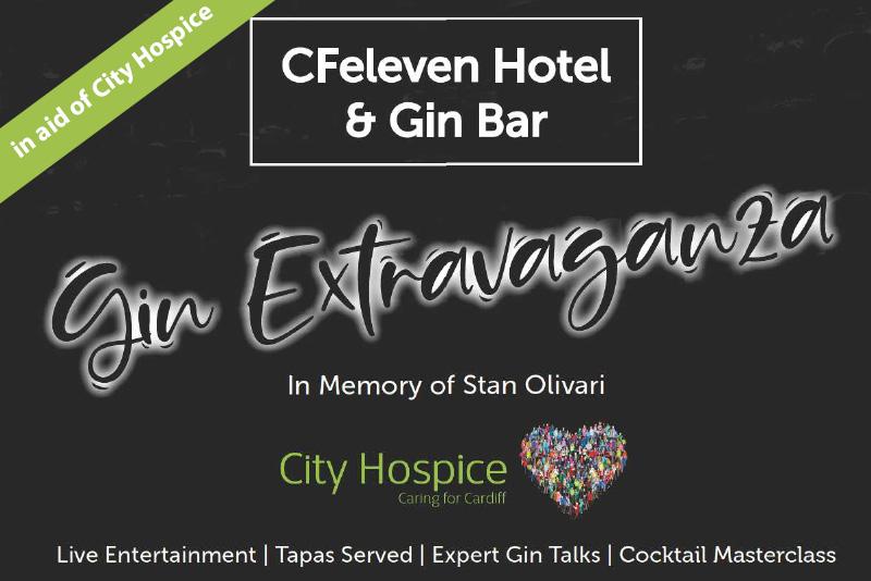 Gin Extravaganza