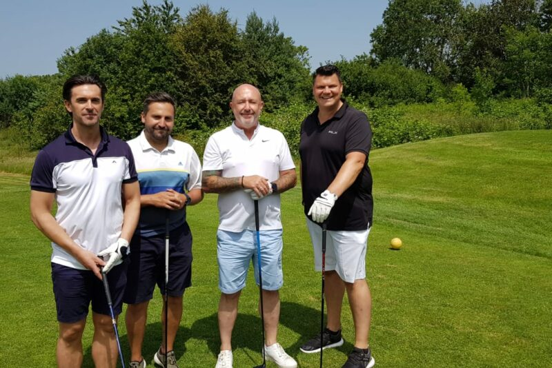 City Hospice Charity Golf Day