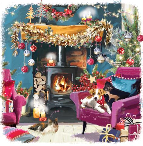 Ready For Christmas Christmas Cards