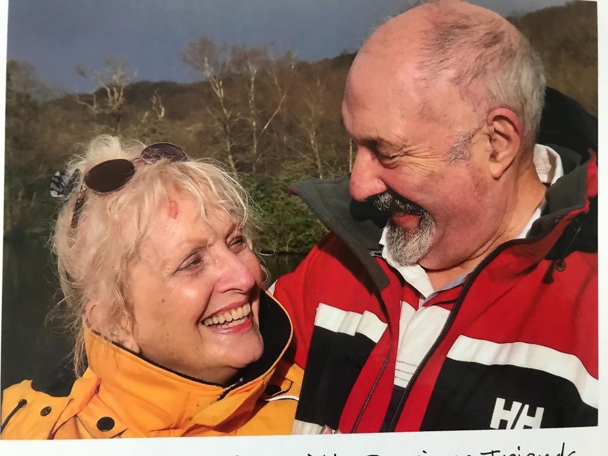Annie's Welsh Coastal Path Challenge